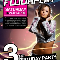 Floorplay April